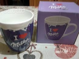 Tazze I love MILKA