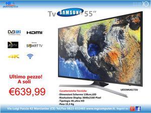 "Tv samsung 55"",smart tv,hdmi,led tv,wifi,dvbt2,4k"