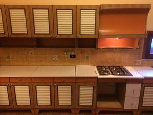 Cucina con trio whirlpool lunghezza 2 40 mt posot class - Lunghezza cucina ...
