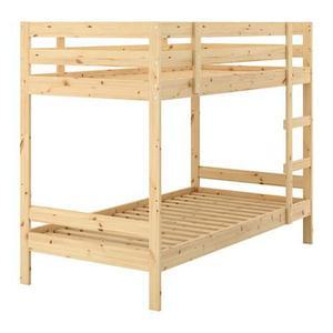 Occasione letto a castello ikea mydal posot class - Ikea letto mydal ...