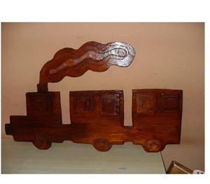 Trenino di legno colorato posot class - Trenino di legno ikea ...