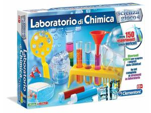Laboratorio di Chimica Gioco Educativo e