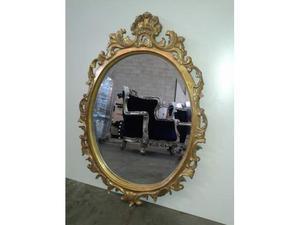 Specchio cornice oro posot class - Specchio cornice oro ...
