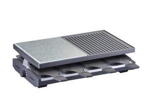Steba RC58 Set per raclette con piastra in pietra - NUOVO -