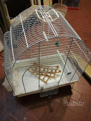 Gabbia per uccelli/pappagalli