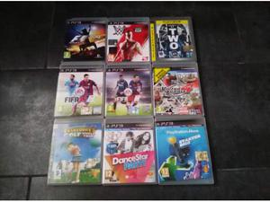 Giochi originali Ps3 a 5 euro