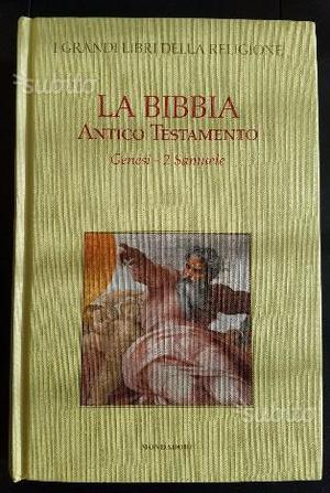 La Bibbia (Mondadori - I grandi libri religione)