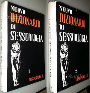 Nuovo dizionario di sessuologia, voll. 1 e 2, 1°Ed