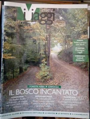 Stock riviste I Viaggi di Repubblica -