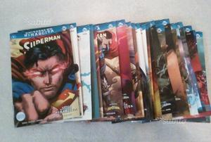 Superman rinascita dal 1 al 26 no numero 24