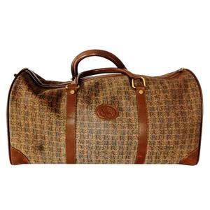 burberry vintage duffel bag