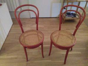 4 sedie vintage