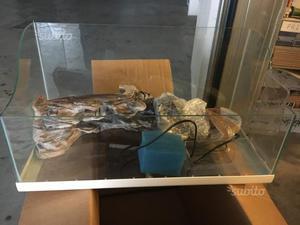 Filtro e termostato per tartarughe posot class for Acquario tartarughe completo