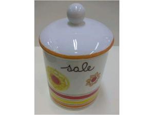 Barattoli di ceramica thun nuovi con scatola mai usati new