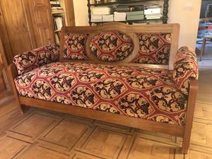 Antica ottomana divano letto 39800 posot class - Divano anni 30 ...