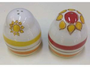 Poggiamestolo, sale e pepe in ceramica thun nuovo con