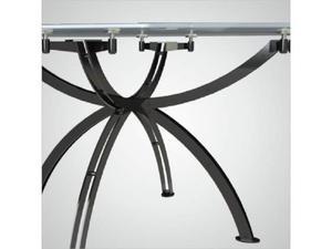 Tavolo ellittico anni 3970 in legno posot class - Tavolo ellittico ...