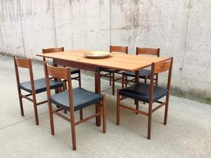 Tavolo anni 60 tipo svedese di design posot class - Tavolo scandinavo ...