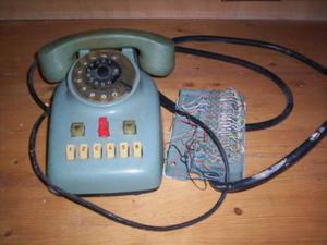 Telefono centralino vintage