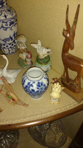 tazzine piccole e vari oggetti