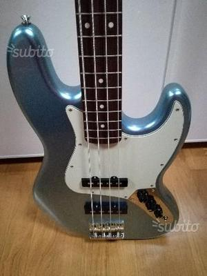 Basso Elettrico Squier James Johnson Jazz Bass
