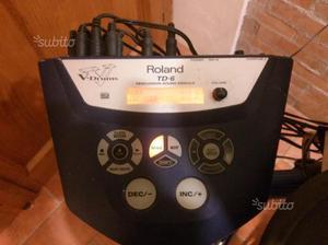 Batteria elettronica Roland TD 6