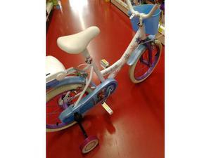 "Bicicletta Bambina bimba 16 "" frozen"
