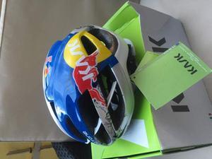 Casco bici corsa KASK Protone Red Bull