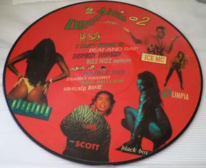 DISCOMAGIC Compilation Pt.  LP / 33 giri PICTURE DISC