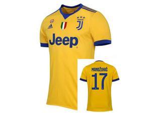 Juventus Maglia Away  Adidas - Mario Mandzukic 17 -