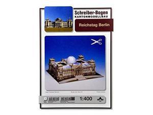 SCHREIBER BOGEN 642 REICHSTAG BERLIN  KIT Modellino