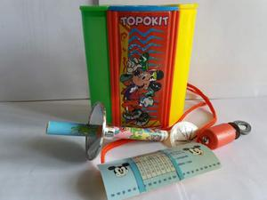 Topokit - walt disney - kit avventura