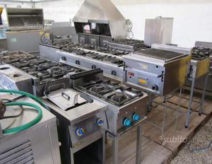 Vendita attrezzature professionale posot class - Attrezzatura cucina professionale ...