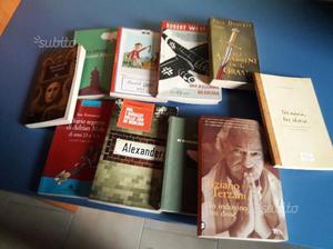Libri di vari generi
