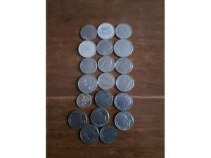 Monete del periodo bellico (2° guerra mondiale)