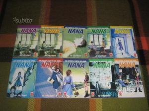Nana di Ai Yazawa: manga, artbook e CD musicale