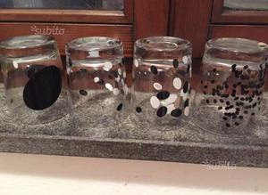 Set 4 bicchieri ikea