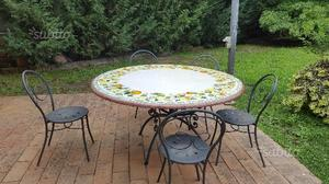 Tavolo in pietra da giardino posot class - Tavolo in pietra giardino ...