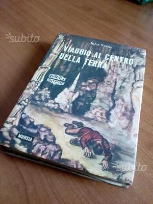 VIAGGIO AL CENTRO DELLA TERRA - Verne