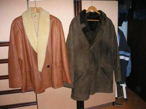 Vendo 2 giacche di montone size