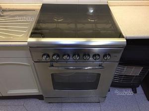 Cucina Rex 4 Fuochi con Forno Ventilato COME NUOVA