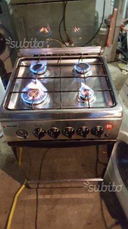 Cucina a gas con forno a gas del Tcnogas
