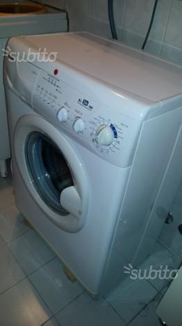 Lavatrice hoover Slim da riparare o per ricambi