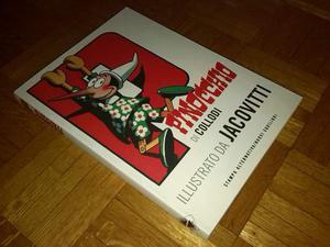 Pinocchio illustrato da Jacovitti - Stampa Alternativa