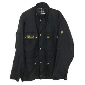 giaccone nero tg. xl