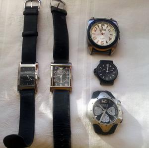 5 Orologi vintage anni