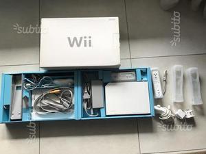 Console Nintendo Wii e 10 giochi originali Wii