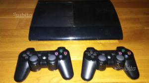 Console ps3 ultraslim 500 gb