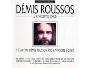 DEMIS ROUSSOS The art of Demis Roussos & Afrodite's Child -
