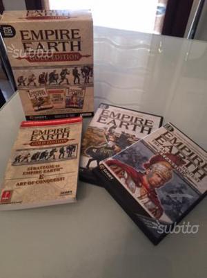 Gioco per PC: EMPIRE EARTH (Gold Edition)